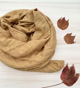 Mushie ||  Musselin-tuch | Fall Yellow |