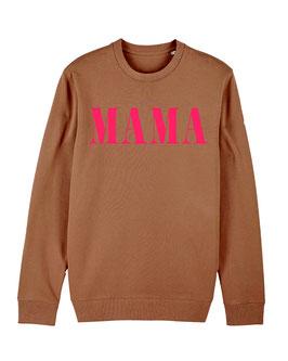 Whatelse | Crewneck Sweater | camel