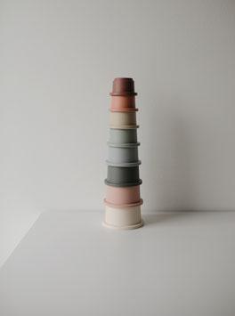 Mushie ||  Stapelturm | Pastell |
