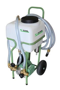 Cleaning Mobilcenter - Behälter 55 Liter Spülstation mit COMBISTAR 2000-B , 230 V, 1400 min