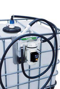 Betankungsset BASIC PLUS f.Harnstoff(AUS32,AdBlue) Membranpumpe / Autom. ZP Kunststoff