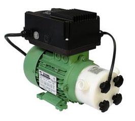 ACOSTAR/V 2000-A, 2800 min-1, 230/400 V Impellerpumpe mit Motor, FU, Kabel und Stecker