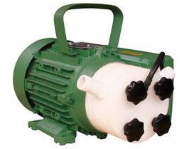 ACOSTAR/V 2000-A, 1400 min-1, 230/400 V Impellerpumpe mit Motor, Kabel und Stecker