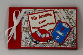 Gutscheinbuch Führerschein