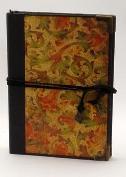 """Nostalgisches Tagebuch Skizzenbuch Notizbuch """"Firenze"""" A6"""