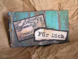 """Gutscheinbuch """"Oldtimer"""""""