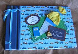 "Gästebuch zur Einschulung ""Cars"""