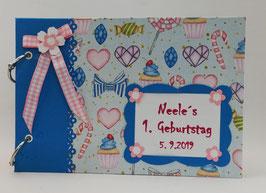 """Album zum Kindergeburtstag  """"Lollipop"""""""