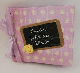 Gutscheinbuch Flieder