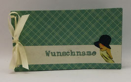 Gutscheinbuch Art Deco
