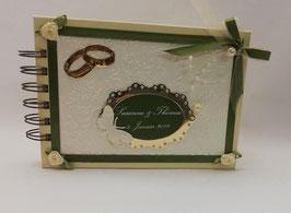Gästebuch Hochzeit klein