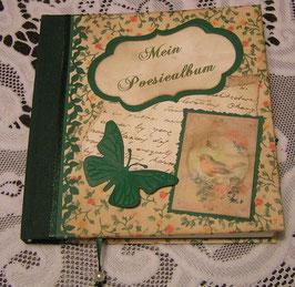 Poesiealbum Notizbuch Erinnerungsalbum Vintage