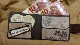 Geldbörse  Technics