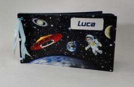 Gutscheinbuch Astronaut