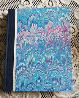 "Telefonbuch/Adressbuch ""Blue Marbles"""