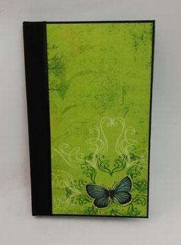 """Adressbuch """"Butterfly"""" A5"""