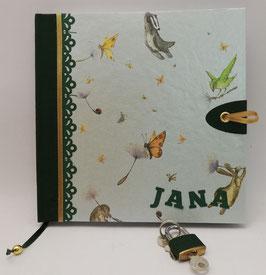 "Tagebuch abschließbar ""Mäuse"""