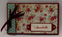 Kleines Gutscheinbuch little Roses