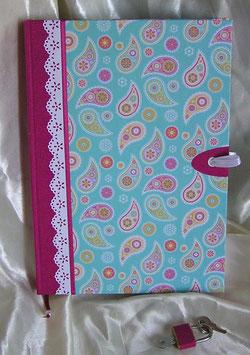 "Tagebuch mit Schloss ""Pinky"""