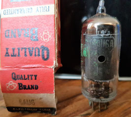 6AU6 EF94  RCA  NIB made in USA **** remplace 6J4P