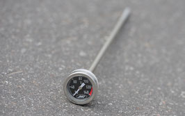SCHIZZO® Black Oil Temperature Gauge for BMW R45/R65/R80 und R100