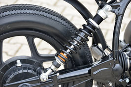 SCHIZZO® REAR SHOCK, SPECIAL CONFIGURATION, FOR ALL MONOLEVER MODELS