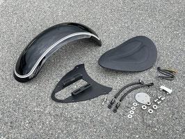 "WalzWerk® Bobber-Kit for BMW R18 with 16"" Rear Wheel, painted Rear Fender"