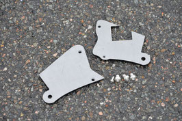 SCHIZZO® Passenger Foot Peg Brackets, all BMW Monolever