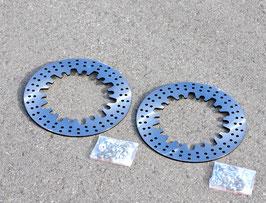 SCHIZZO® Front Brake Rotor Upgrade-Kit