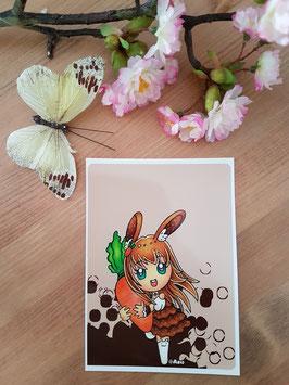 Postkarte Henrietta