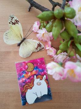 Kakao Karte Pferd