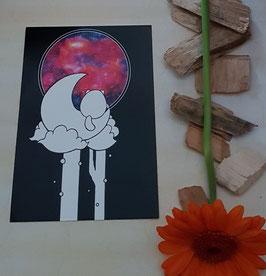 "Postkarte ""Maunz"""