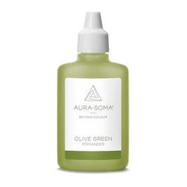 Pomander - Olivgrün - Hoffnung, löst Bitterkeit, Orientierungshilfe