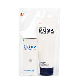 White Musk coffret parfum 50 ml & lotion corps 200 ml