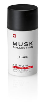 Black Musk Deo Roll-on