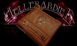 Hellebardier - Portemonaie Herren, echt Leder Brieftasche