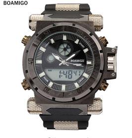 BOAMIGO - F101, Männlich, Big Size, 5 ATM, Stop, Alarm