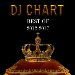 Best of DJ Chart  2012 – 2017