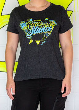 Race or Stance - Shirt WOMEN