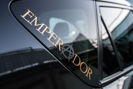 Emperador Sticker Small