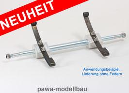 Achse für Auflieger 176 mm