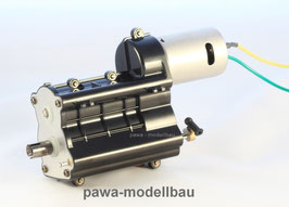 Tamiya 3-Gang- Getriebe (Original) mit Motor 7,2 V