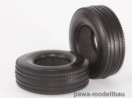 Topcad-Reifen, breit, hart, 2 Stück