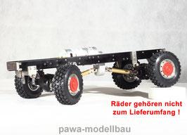 2-Achsen Fahrgestell 4x4 Trial II