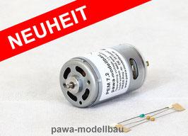 Pawa Ersatzmotor PEM 7,2 oder 12 Volt