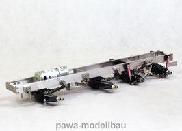 4-Achsen Fahrgestell SLT 8 x 8