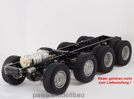 4-Achs Fahrgestell auf Tamiya-Basis 6x8 I