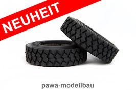 LESU - grobstollige Reifen 2 Stck.