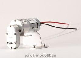 Antriebseinheit mit Verteilergetriebe 75/440 UPM