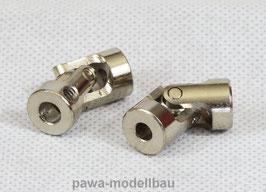 Kardangelenk Stahl 4x5 mm